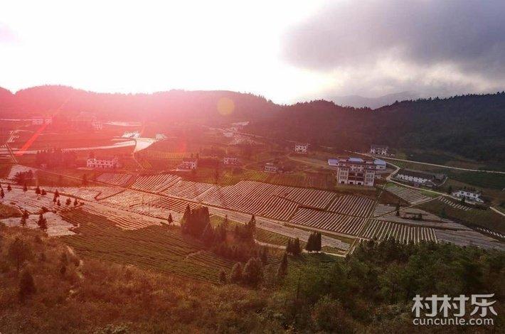 2015中国十大最美乡村之 —— 重庆武隆县豹岩村