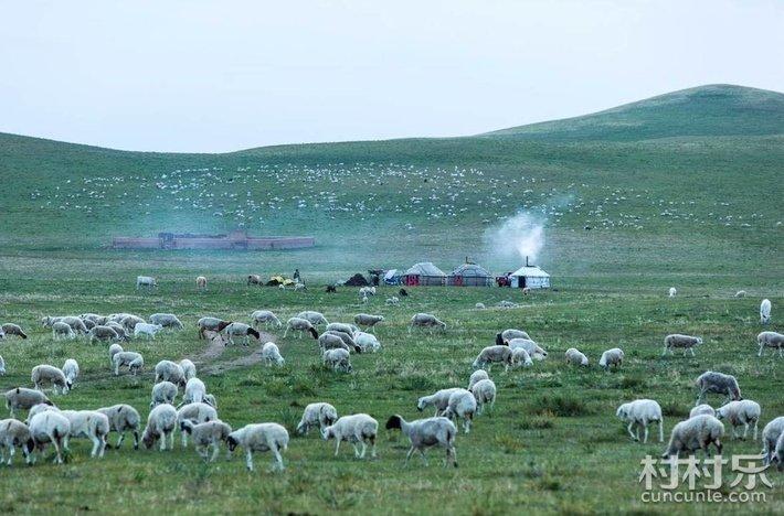2015全国十大最美乡村之 —— 内蒙古诺干宝力格噶村
