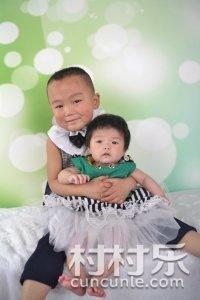 萌娃大赛--我和妹妹