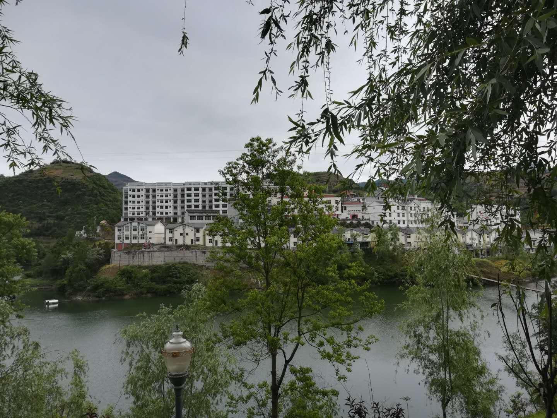 许家河水库风景