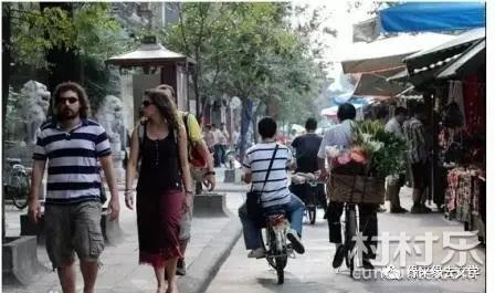 农村旅游-二圣宫村
